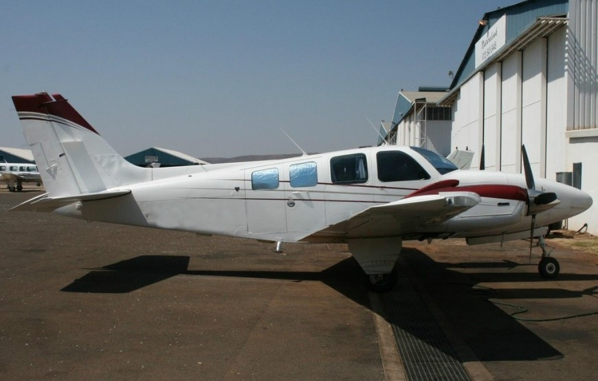 1977 Beechcraft 58 Baron For Sale - Model 55, 56, 58 - - Available