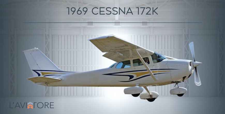 1969 Cessna C172 K For Sale