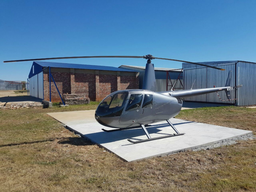 2008 Robinson R44 Raven II For Sale